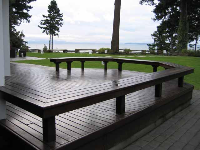 Welcome to the photo gallery for deck design upgrades