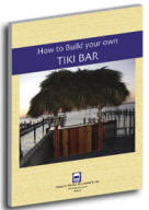 build a tiki bar