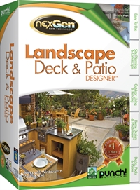 Landscape Deck And Patio Design Software By Punch
