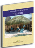 eBook - How to build your own tiki hut